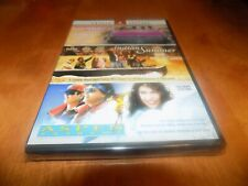 TRIPLE FEATURE 3 Movies Indian Summer Heartbreak Hotel Aspen Extreme DVD SET NEW