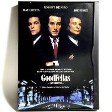 Goodfellas (Dvd, 1990) Like New ! Ray Liotta Joe Pesci Loraine Bracco