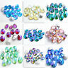 NEW Color AB 15Ppcs XILION ELEMENTS Crystal Glass Rivoli Loose Beads DIY 14mm