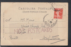 Genealogy Postcard - Morris - Christ Church School, Clifton, Bristol  RF7270