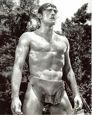 Mike Henry Shirtless Tarzan 8x10 photo S6747