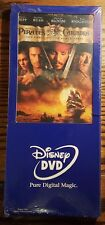 DISNEY MOVIE: PIRATES OF THE CARIBBEAN: THE CURSE OF THE BLACK PEARL! NEW SEALED