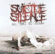 SUICIDE SILENCE - NO TIME TO BLEED [BONUS TRACK] [DIGIPAK] (NEW CD)