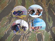 Turkey Call----PICTURED GLASS--- VARIETY PACK