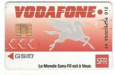 France - SIM Card Vodafone SFR Cheval Ailé 1995  - Only for Collection