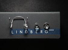 NEW Nosepads (1 pair) for Lindberg Air Rim Titanium Frames Push-In Japan Made