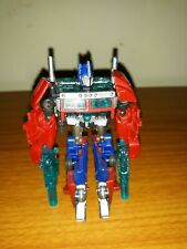Transformers 2012 Cyberverse Night Watch Optimus Prime