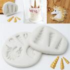 3D Unicorn Silicone Mould Fondant Chocolate Cake Decorating Baking Mold Tools