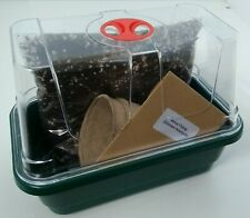 Carnivorous VENUS FLY TRAP GROWING KIT * Seeds & Compost * Everything You Need *