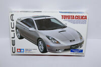 TAMIYA Toyota Celica Model Kit - Please Read & See Photos