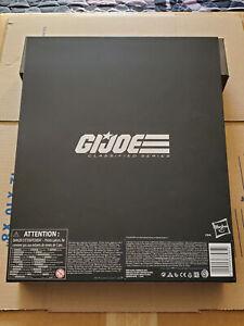 """Hasbro G.I. Joe Classified Series Snake Eyes Deluxe 6"""" Hasbro 2020 E7640 """"MINT"""""""