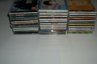 Country Music Lot of (37) CDs w/Shania Twain/Faith Hill/Tim McGraw/Toby Keith +
