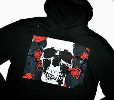 Blvck Scvle Deftones Hoodie Med Def Roses Black Scale Black Large Supreme Bape