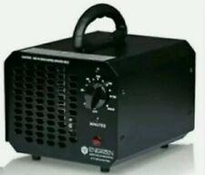 Odors Gone! Enerzen O-777 6,000mg Industrial O3 Air Purifier - Black New