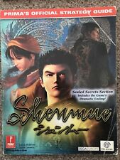Shenmue Strategy Official Guide