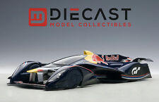 AUTOART 18118 RED BULL X2014 FAN CAR, RED BULL COLOR 1:18TH SCALE
