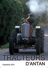 - CALDANTAN2013 - Calendrier Tracteur d'antan 2013 -