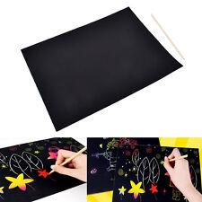 Papel de grabado de arte de arte de arte de la plantilla de rayado de arco PDQ