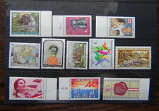 Austria 1994 Beauty Spots Bank Artist Art 1995 Nature Republic Workers etc MNH