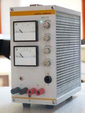 Zentro Elektrik Lobornetzgerät  0...30V / 0...1A Netzteil Spannungsversorgung
