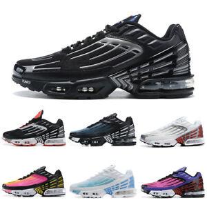 2021 New TN III 3 Men Women Running Shoes Tuned Air Sneaker A2