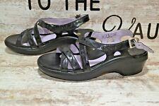 Ariat Ventura Women's Black Sandals, 6.5 Medium
