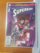 The New 52- Futures End- Superboy #1 comic book