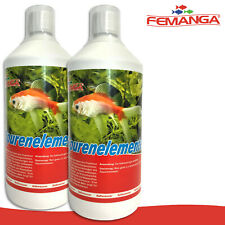 Femanga 2 x 1000 ml Spurenelemente