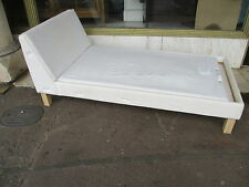 Small Adjustable Day Bed / Chaise Lounge