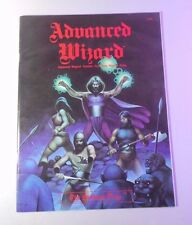 The Fantasy Trip Advanced Wizard MG 2104 1st Print Excellent Condition