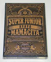 Super Junior - MAMACITA AYAYA (Vol. 7) CD+Photobook+Photocard+Gift Photo