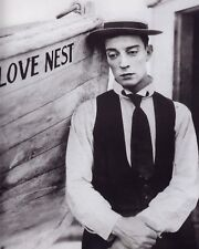 Buster Keaton 8x10 Picture Great Rare Movie Set Photo