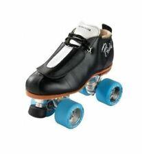 Riedell 1065 Siren Skate Roller Derby Rollerskates Leather Professional FreePost