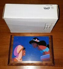 FOSSIL Disney Collectors Watch Club ALADDIN & JASMINE MUSIC BOX Wind Ltd Ed 7500