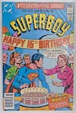*New Adventures of Superboy (1980) #1-12, 14-54 (52 books)
