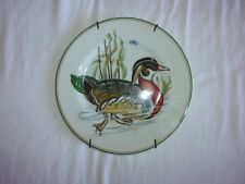 "Fitz and Floyd Inc. ""Canard Sauvage"" 7.5"" Plate c/ Mcmlxxx Japan Ff 101"