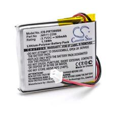 Bateria 320mAh Li-Po para Casio Smartwatch PRT-2GP, MR11-2286