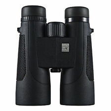 Eyeskey Waterproof 10x50 Binoculars BAK4 Roof Prism for Outdoor Viewing