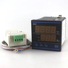 Digital PID Temperature Humidity Controller Thermomostat Control TDK0302LA  LED