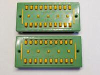 FLEISCHMANN 6941 Klemmplatte 2 Stück (34021)