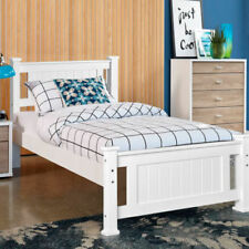 White Classic Beds