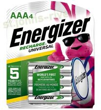 Energizer UNH12BP-4 700mAh Rechargeable Battery - 4 Count