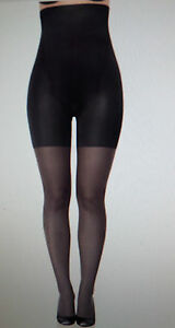 SPANX SHEERS HIGH WAISTED 20 Denier LEGS look/feel BETTER than NAKED Ret:$32