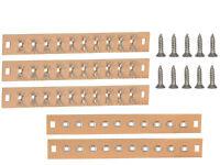 Viessmann 68475 Lötleisten 10-polig mit Schrauben 5x