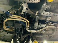 1320 Performance Header and front pipe IMPREZA 2.5 RS 1997-2005 GC8 2.5rs 304SS