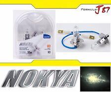 Nokya 3100K Stock H3 Nok7815 55W Fog Light Bulb Replacement Plug Play Lamp OE