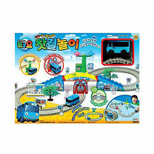 Tayo The Little Bus Chain Road Play Set