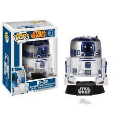 Star Wars R2D2 31 Funko Pop! Vinyl Figure Brand New