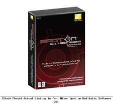 Spot On Software Version 1.0