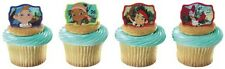 Jake and The Neverland Pirates Cake Cupcake Rings Party Favors